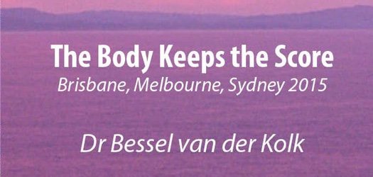 Bessel van der Kolk 2015 workshop notes