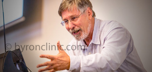 Bessel van der Kolk: Trauma Lives Within